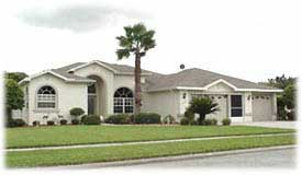 Citrus County home on real estate photo